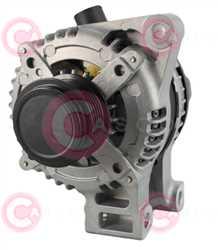 CAL40502 FRONT DENSO Type 12V 150Amp PFR6