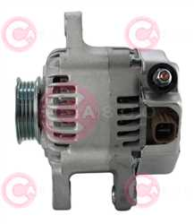 CAL40514 SIDE DENSO Type 12V 80Amp PR4