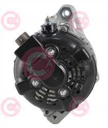 CAL40515 BACK DENSO Type 12V 150Amp PFR7