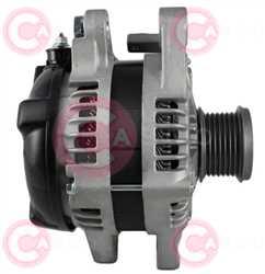CAL40515 SIDE DENSO Type 12V 150Amp PFR7