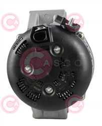 CAL40526 BACK DENSO Type 12V 210Amp