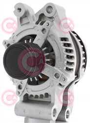 CAL40541 FRONT DENSO Type 12V 150Amp PFR6