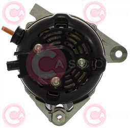 CAL40543 BACK DENSO Type 12V 160Amp PR6