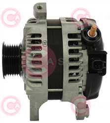 CAL40543 SIDE DENSO Type 12V 160Amp PR6