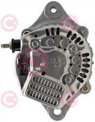 CAL40550 BACK DENSO Type 12V 50Amp PV1