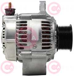 CAL40551 SIDE DENSO Type 12V 90Amp PR8