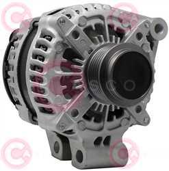 CAL40558 FRONT DENSO Type 12V 180Amp PFR6