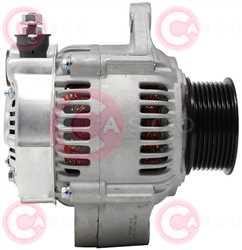 CAL40561 SIDE DENSO Type 12V 75Amp PR8