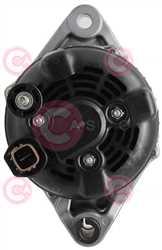 CAL40564 BACK DENSO Type 12V 150Amp PFR6