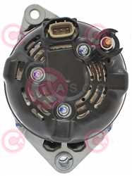 CAL40582 BACK DENSO Type 12V 150Amp PR6