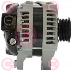 CAL40A06 SIDE DENSO Type 12V 100Amp PR6