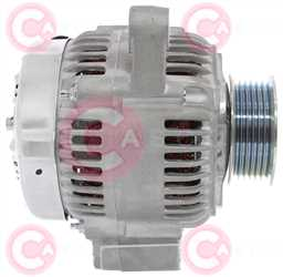 CAL40A14 SIDE DENSO Type 12V 80Amp PR6