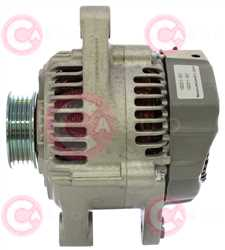 CAL40A17 SIDE DENSO Type 12V 80Amp PR4