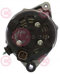 CAL40A24 BACK DENSO Type 12V 130Amp PFR7