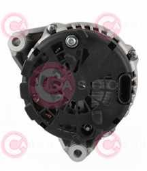 CAL42124 BACK DELPHI Type 12V 115Amp PFR6