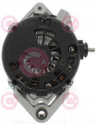 CAL46117 BACK DELCOREMY Type 12V 85Amp PR6