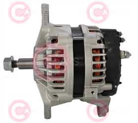 CAL60628 SIDE DELCOREMY Type 24V 70Amp