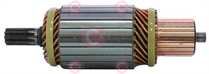 CAR40005 DEFAULT DENSO Type 12V 23G 187mm