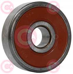 CBE58148 DEFAULT SKF Type 15mm 52mm 16mm