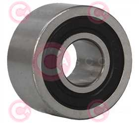 CBE58153 DEFAULT SKF Type 15mm 38mm 19mm