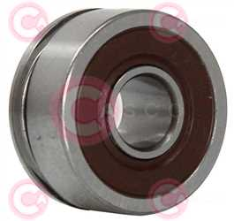 CBE58155 DEFAULT SKF Type 8mm 23mm 11mm