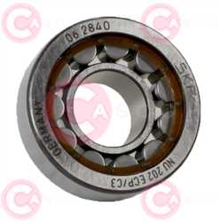 CBE58602 DEFAULT SKF Type 15mm 35mm 11mm