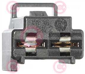CBW73031 PLUG VAG Type 12V