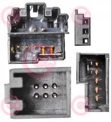 CCC73000 PLUG VAG Type 12V