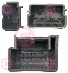 CCC73002 PLUG VAG Type 12V