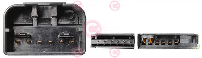 CCC73007 PLUG VAG Type 12V