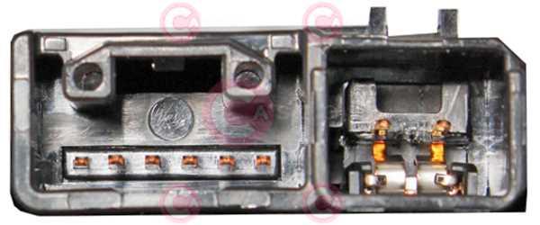 CCC74006 PLUG FIAT Type 12V
