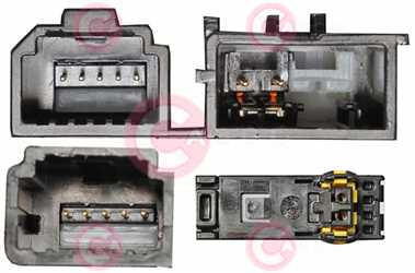 CCC78000 PLUG HYUNDAI Type 12V