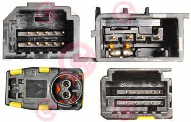 CCC78006 PLUG HYUNDAI Type 12V