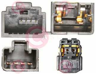 CCC78008 PLUG HYUNDAI Type 12V