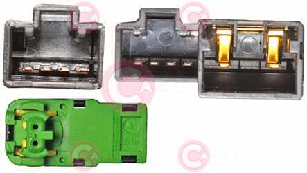 CCC78010 PLUG HYUNDAI Type 12V