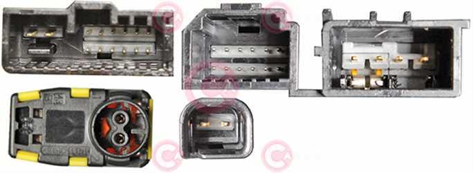 CCC78014 PLUG HYUNDAI Type 12V