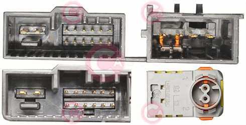 CCC78021 PLUG HYUNDAI Type 12V