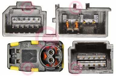 CCC78024 PLUG HYUNDAI Type 12V