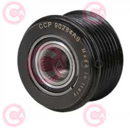 CCP90284 FRONT INA Type PFR7 17 mm 55 mm