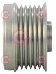 CCP90306 SIDE INA Type PR6 17 mm 52,50 mm 38,50 mm