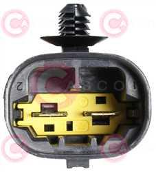 CEF70015 PLUG PSA Type 12V 33,30Amp