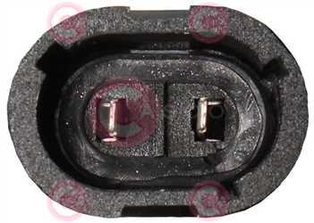 CEF71004 PLUG DACIA Type 12V 9,20Amp