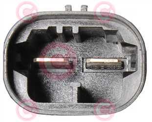 CEF71008 PLUG DACIA Type 12V 30Amp