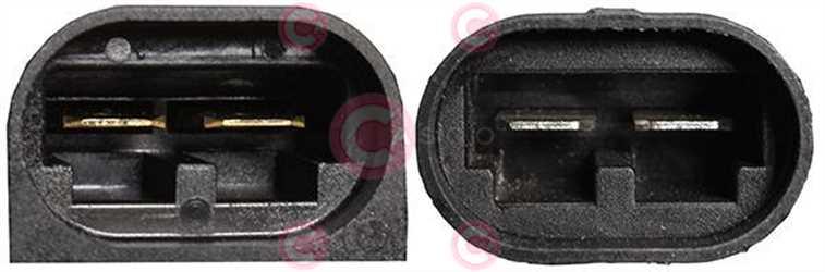 CEF71009 PLUG RENAULT Type 12V 30,40Amp