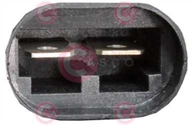 CEF71011 PLUG RENAULT Type 12V 21,70Amp