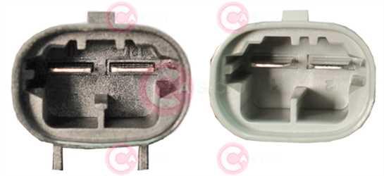 CEF71015 PLUG NISSAN Type 12V