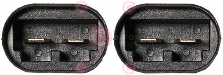 CEF71026 PLUG RENAULT Type 12V 32Amp