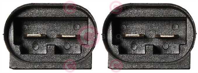 CEF71027 PLUG RENAULT Type 12V 25Amp