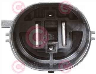 CEF72026 PLUG FIAT Type 12V 31,70Amp
