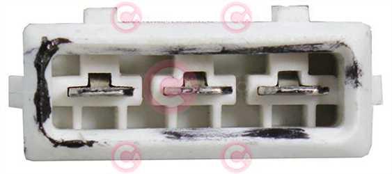 CEF73307 PLUG VAG Type 12V 16,60Amp
